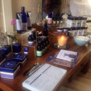 Neals Yard Home Product Party in Brackley